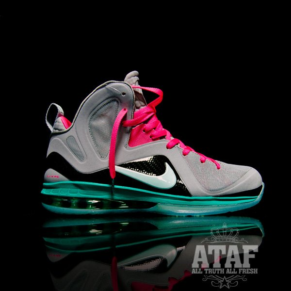 super popular 471b7 a3417 Nike LeBron 9 Elite  South Beach  – Another Look