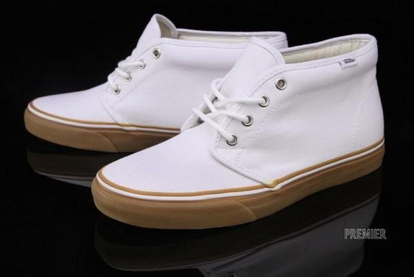 Vans Chukka Boot 'True White'