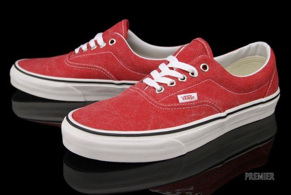 Vans Era Distressed 'Formula One' - Now Available
