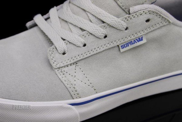 Supra Amigo 'Light Grey'