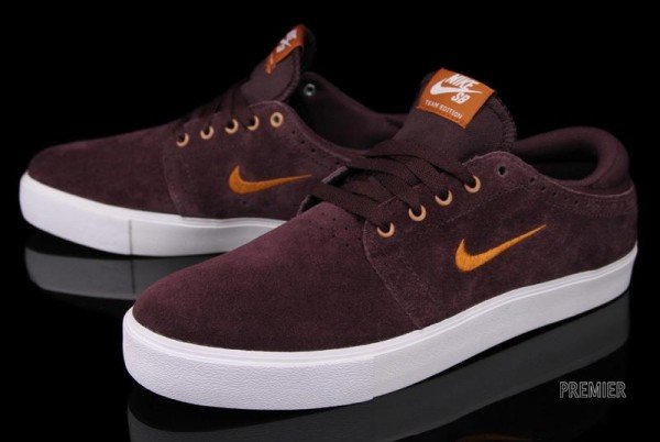 Nike SB Team Edition 2 'Red Mahogany'