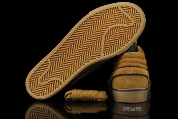Nike SB Stefan Janoski Mid 'Wheat' Hitting Additional Retailers