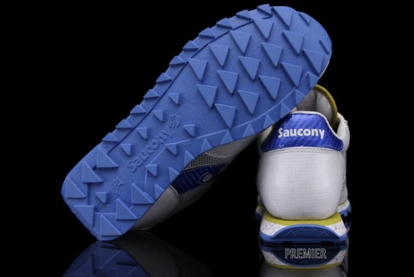 Saucony Jazz Low Pro 'White/Blue'