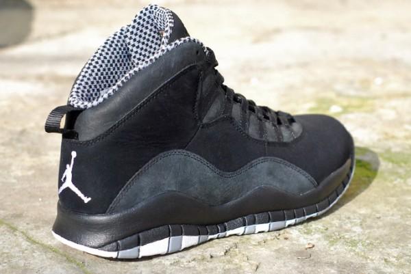 Air Jordan X (10) 'Stealth' - One Last look