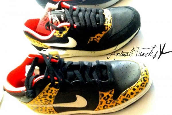 Nike Air Max 1 and Dunk High 'Leopard Pack' - Fall/Winter 2012