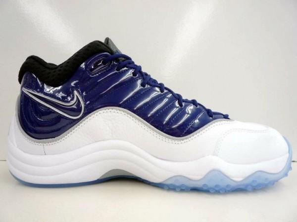 Nike Zoom Uptempo V Premium 'White/Purple-Black'