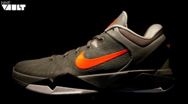 Nike Kobe VII (7) 'Wolf' Releasing Early at Nike Vault