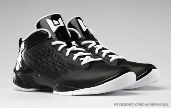 Release Reminder: Jordan Fly Wade 2 'Black/White'
