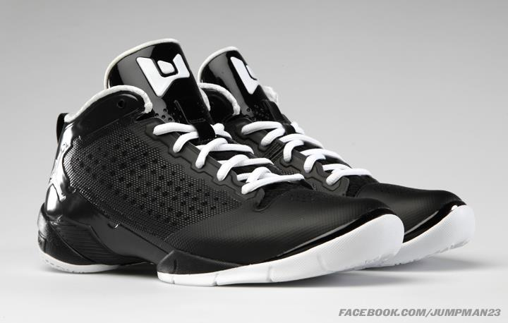 Release Reminder: Jordan Fly Wade 2 'Black/White'