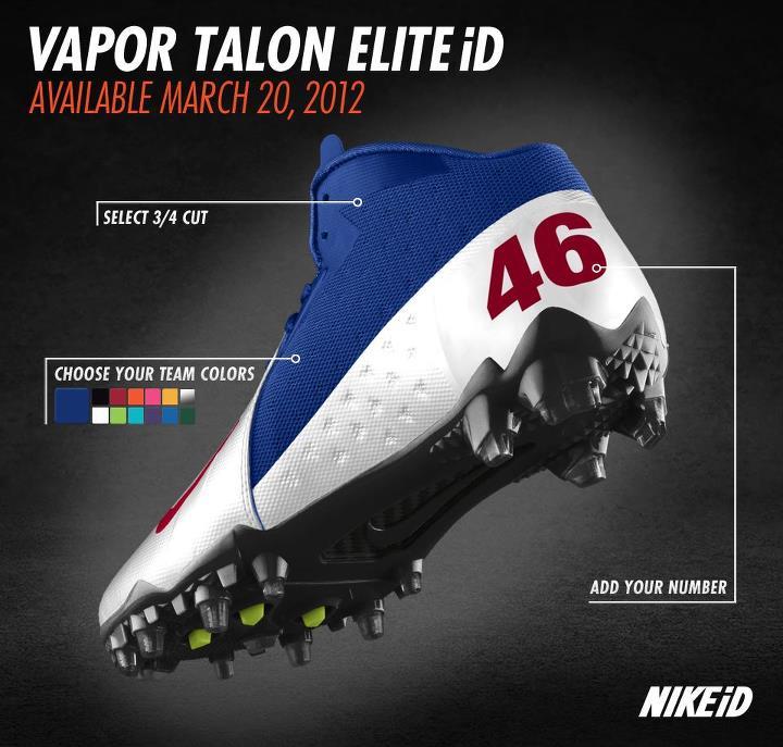 Nike Vapor Talon Elite iD