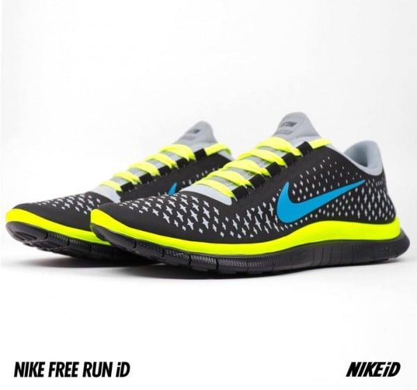 Nike Free Id Pistes