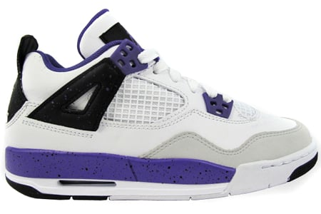 Air Jordan IV (4) GS 'Ultraviolet' Available Early at CitySole