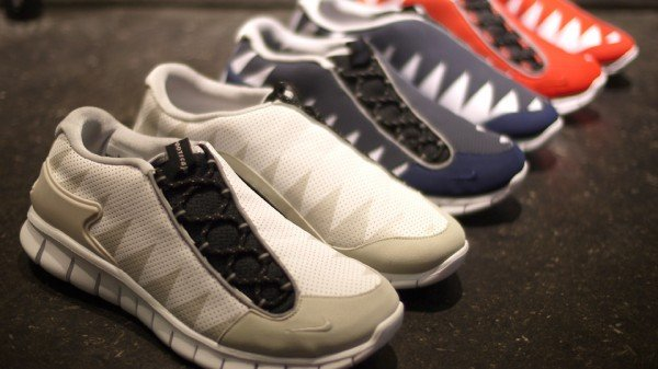 Nike Footscape Free - Limited Edition Summer 2012 Colorways