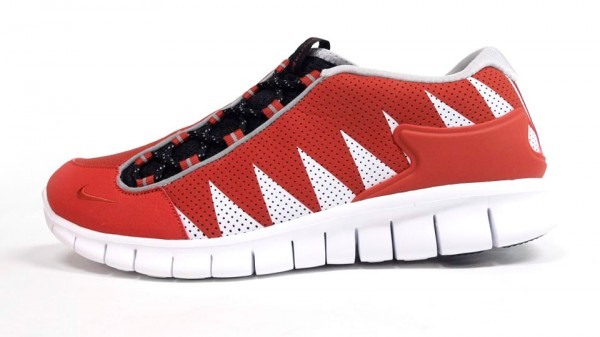 Nike Footscape Free Triangle 'Red'