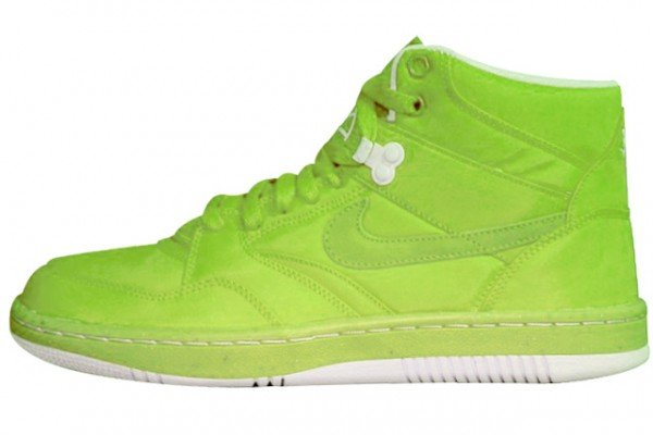 Nike Sky Force 88 Mid TXT 'Action Green'