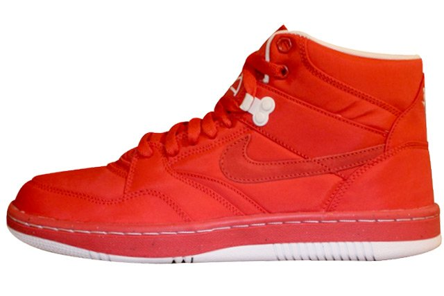Nike Sky Force 88 Mid TXT 'Action Red'