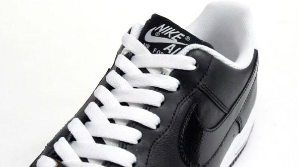 Nike Air Force 1 Low Premium 'Black'