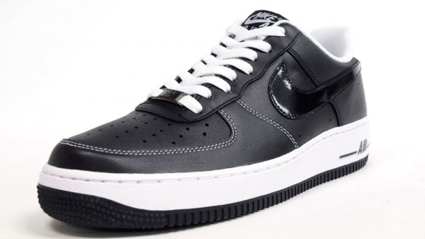 Nike Air Force 1 Low Premium 'Black'