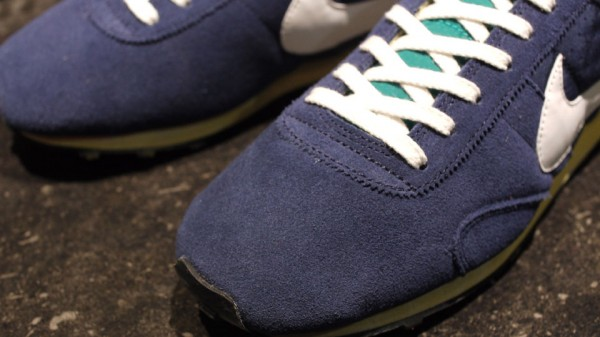 Nike Pre Montreal Racer 'Navy/Emerald Green-White'