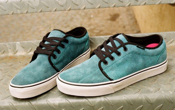 Vans 106 Vulcanized 'Speckled Suede'