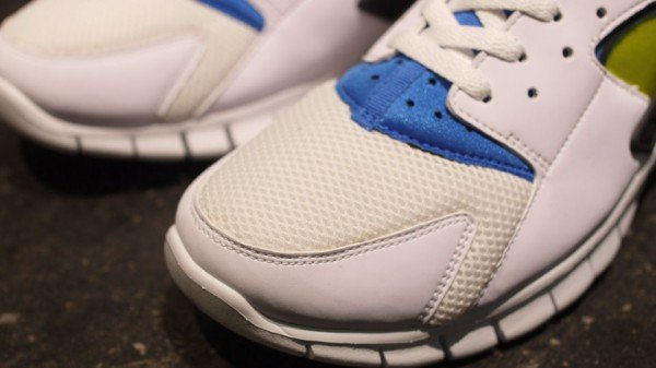 Nike Huarache Free 2012 'White/Soar-Cyber' - Another Look