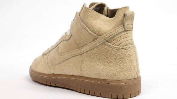 Nike Dunk High Deconstruct Premium 'Beige'