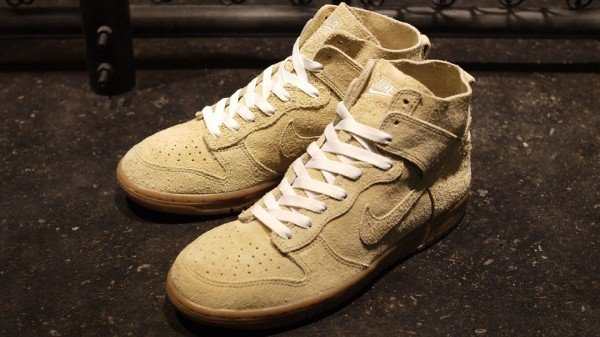 Nike Dunk High Deconstruct Premium - Limited Edition Summer 2012 Colorways