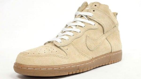 Nike Dunk High Deconstruct Premium 'Beige'