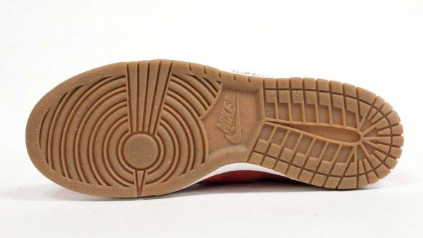 Nike Dunk High Deconstruct Premium 'Red'