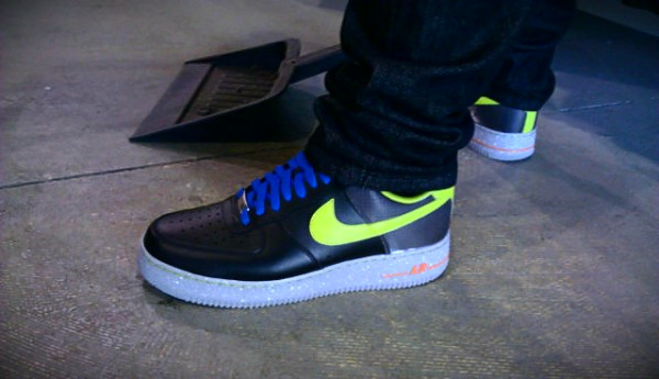 Nike Air Force 1 Low Premium - Holiday 2012 Preview