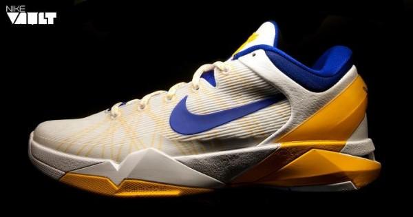 Nike Kobe VII (7) 'Home' at Nike Vault