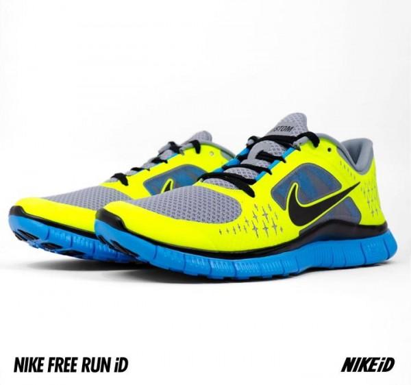 nike free run 3 id