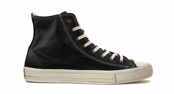 Converse Chuck Taylor All-Star Premium Black Leather
