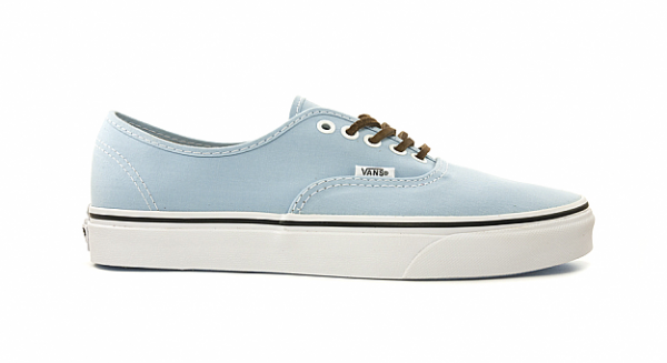 Vans CA Authentic Brushed Twill 'Blue' - Now Available