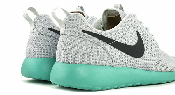 Nike Rosche Run 'Grey/Teal'