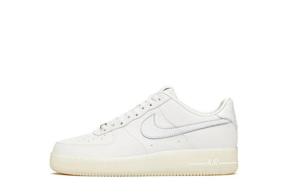 Release Reminder: Nike Air Force 1 Low Premium 'White Reflective'