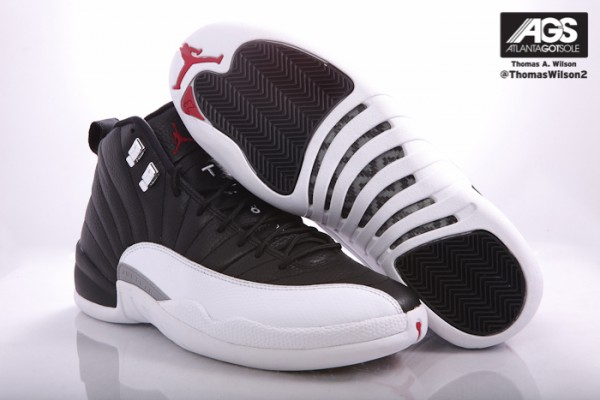 Air Jordan XII (12) 'Playoffs' - Detailed Images