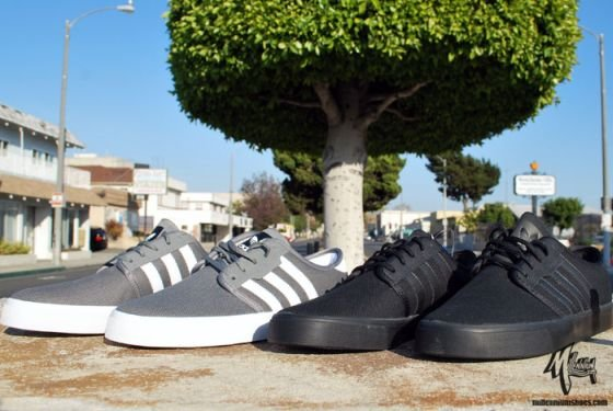 adidas Originals Seeley Spring 2012 Colorways