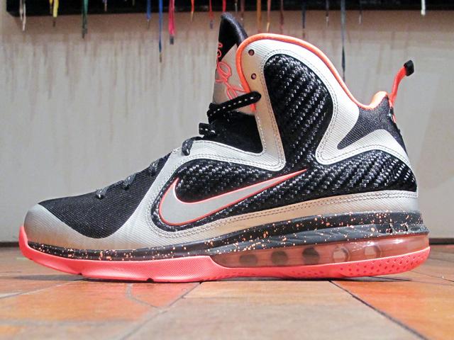 Release Reminder: Nike LeBron 9 'Bright Mango