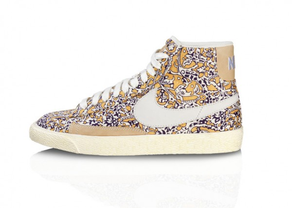 Nike Sportswear x Liberty Collection - Spring 2012