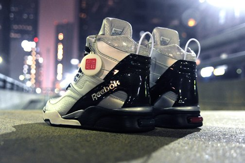 PYS x Reebok Twilight Zone Pump 'Droid'