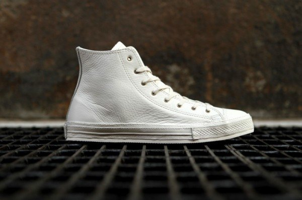 Converse Chuck Taylor All-Star Premium White Leather