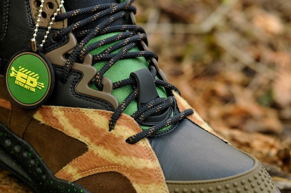 Extra Butter x Reebok Pump OXT 'Sheriff' - Officially Unveiled