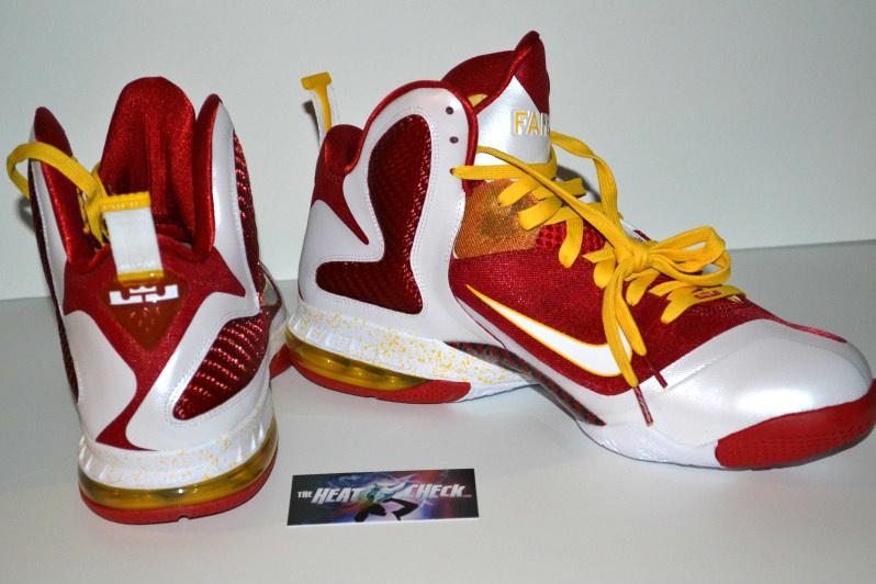 huge discount b4bde 33640 Cheap Sale Nike Lebron 9 Fairfax Home