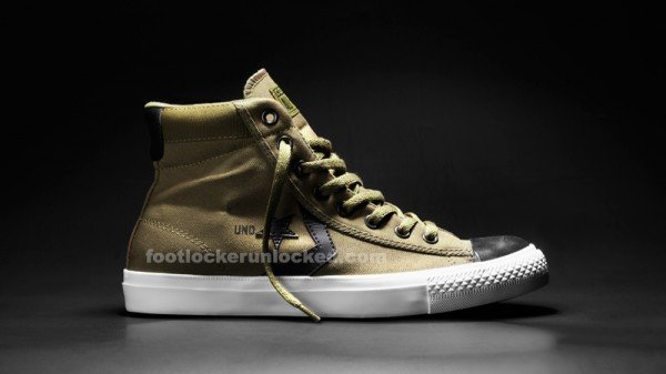UNDFTD x Converse x Foot Locker 'Born Not Made'