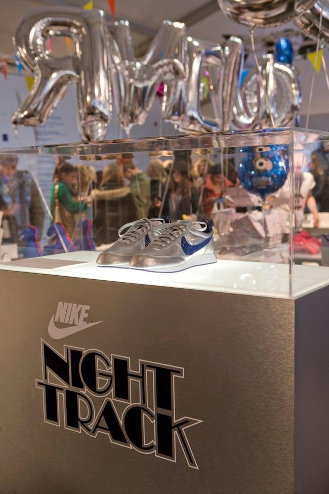 colete x Nike Air Tailwind Night Track - Release Recap
