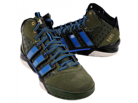 adidas adiPower Howard 2 'Lei Feng' - Now Available