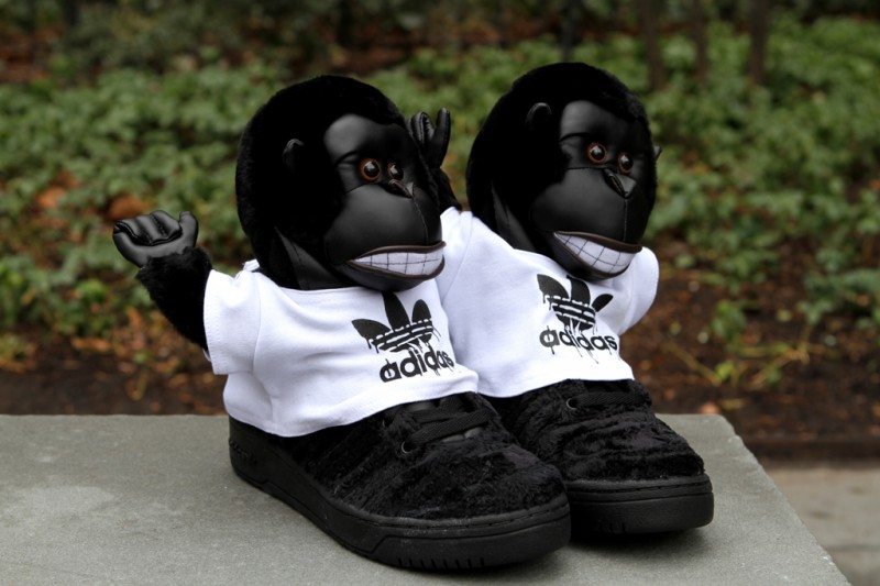 comprar adidas jeremy scott gorilla
