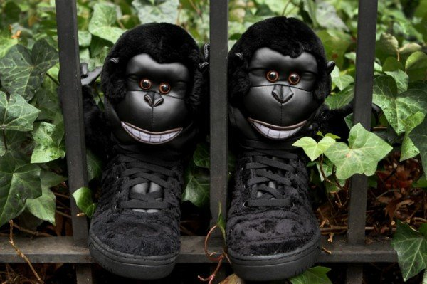Release Reminder: adidas Originals by Jeremy Scott Gorilla