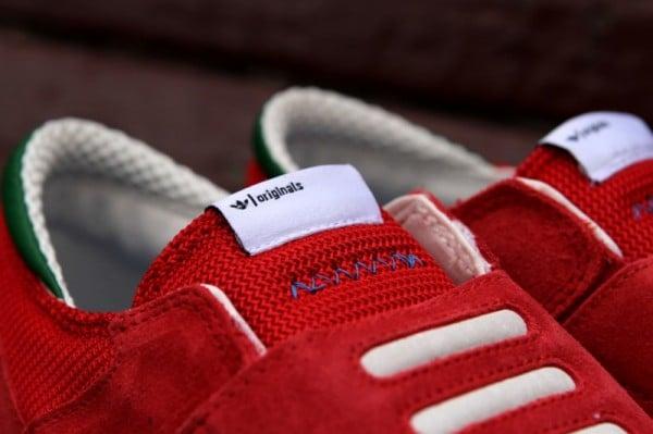 adidas Originals Hardland Lo 'Red'